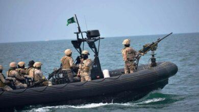 صورة التحالف يحبط هجوم حوثي بـ زورق مفخخ جنوب البحر الأحمر