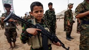صورة أطفال اليمن.. قرابين يومية على مذبح الحوثي الطائفي (تقرير)