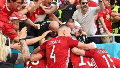 صورة كأس أوروبا: فرنسا تسقط بفخ التعادل أمام المجر