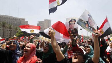 صورة «أيقونة النضال وعنوان التحدي».. «30 يونيو» يوم استردت مصر هويتها وعادت لأحضان أبنائها وكتبت تاريخًا جديدًا لها