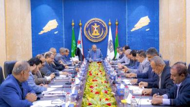 صورة رئاسة الانتقالي تُدين التحشيد العسكري لمليشيا الإخوان في أبين وشبوة ولحج