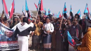 صورة ردًا على انتهاكات الإخوان.. انتقالي شبوة يدعو لانتفاضة شعبية في 7 يوليو