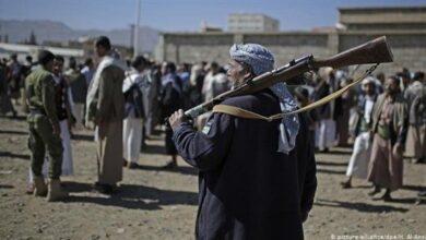 صورة تعز اليمنية.. مليشيا الإخوان تنشر نقطة جباية جديدة على المدخل الغربي للمدينة