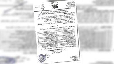 صورة في مسعى لطمس الهوية.. مليشيا الحوثي تستبدل أسماء مدارس حجة بأخرى طائفية (وثيقة)