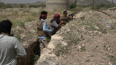 صورة القوات الجنوبية تكسر هجومين لمليشيا الحوثي غرب الضالع
