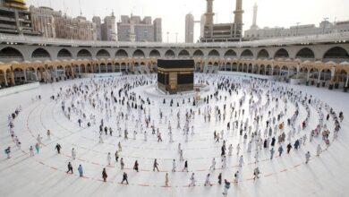 صورة السعودية تعلن قصر حج هذا العام على المواطنين والمقيمين