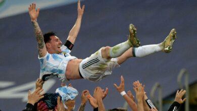صورة الأرجنتين بطلا لـ كوبا أمريكا للمرة الـ15 بالفوز على البرازيل