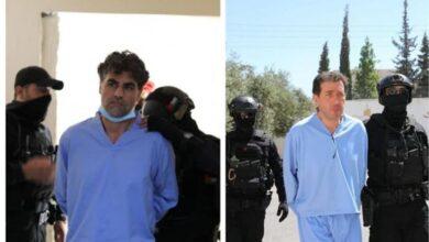 """صورة الحكم على باسم عوض الله والشريف حسن بن زيد في """"فتنة الأردن"""" بـ15 سنة"""