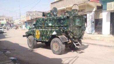 صورة إصابة عدد من المواطنين برصاص مليشيا الإخوان في حبان وعتق