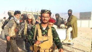 صورة السيد يكلف قائدا جديدا لقوات الحزام الأمني في لودر