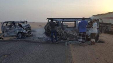 صورة وفاة 12 شخص وإصابة آخرين بحادث مروري في العبر