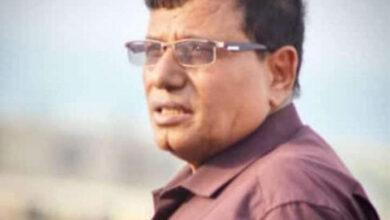 صورة انتقالي سقطرى ينعي رحيل عميد الأطباء في المحافظة