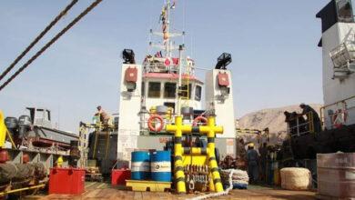صورة الإمارات تدعم ميناء المكلا بقاطرة بحرية جديدة