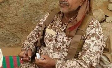 صورة مصرع مسؤول عسكري بارز بالجيش اليمني في اشتباكات مع مليشيا الحوثي جنوب مأرب اليمنية