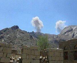 صورة عشرات القتلى من #الحوثيين في جبهات #البيضاء بينهم قيادي وتربوي
