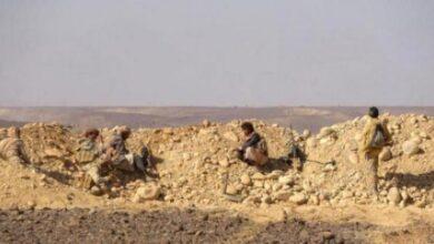صورة العمالقة الجنوبية مسنودة بقبائل يافع وآل حميقان تستعد لحسم معركة البيضاء