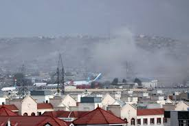 """صورة بعد هجوم #كابول.. #بايدن يتوعد بـ""""ضرب"""" #داعش في #أفغانستان"""