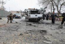 صورة قتلى وجرحى في تفجيرات بـ #كابول