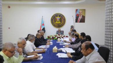 صورة الانتقالي يطالب قيادة التحالف بدعم المؤسسة العسكرية الجنوبية بمنظومة دفاع جوي
