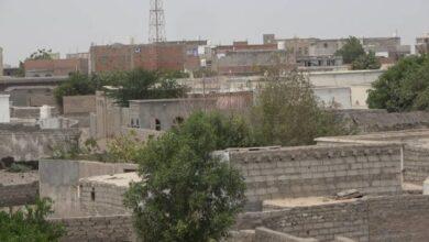 صورة قصف حوثي يطال الأعيان المدنية في #التحيتا اليمنية