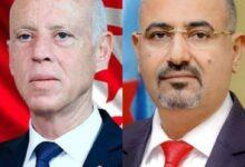 """صورة الوكيل"""" محمد سعيد سالم"""" : هذا مايجمع عليه الرئيس الزُبيدي و الرئيس التونسي قيس سعيد !"""