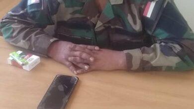 صورة مدير أمن أرخبيل #سقطرى يتفقد سير العمل بمركز الأمن الشامل