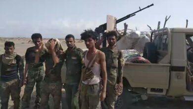 صورة #لحج.. قوات #الحزام_الأمني تنجح في نزع فتيل توتر قبلي مسلح بالمسيمير