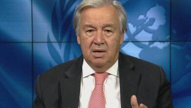 صورة الأمم المتحدة تدعو الحوثيين إلى إدراك أهمية وقف الأعمال العدائية