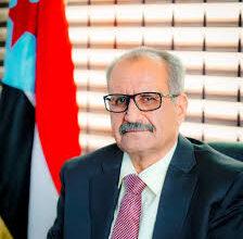 صورة الجعدي: لا يمكن أن ينفذ #اتفاق_الرياض دون حكومة في الميدان