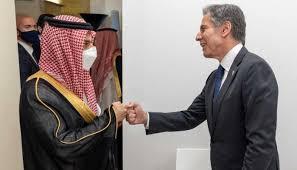 """صورة قلق أمريكي سعودي مشترك من هجوم الحوثيين على """"أبها"""""""