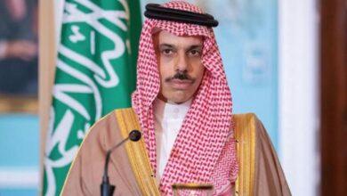 صورة السعودية تجدد دعمها للجهود الدولية لمنع إيران من امتلاك سلاح نووي