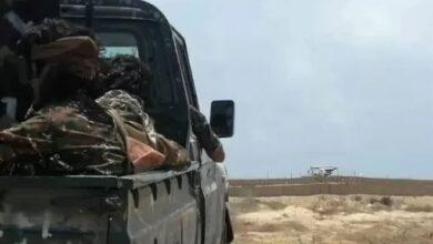 """صورة الإصلاح يقاتل لإخراج التحالف من """"بلحاف"""".. ويفتح ثغرات لعودة الحوثي إلى """"بيحان"""""""