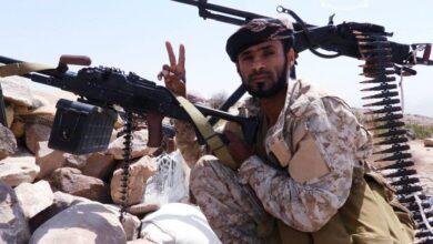 """صورة القوات الجنوبية تكسر هجومًا حوثيًا في قطاع حبيل يحيى """"الحُشاء"""""""