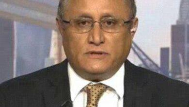 صورة وفاة السياسي الجنوبي البارز علي نعمان المصفري