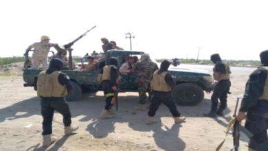 صورة حملة أمنية واسعة لمنع حمل السلاح في #لحج