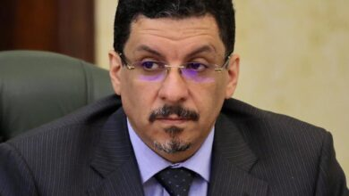 صورة وزير الخاريجة اليمني يقلل من دور التحالف في الحرب ضد مليشيا الحوثي
