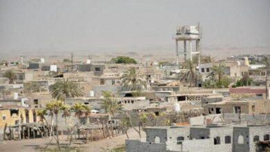 صورة مليشيا #الحوثي تستهدف التجمعات السكانية في #الحديدة اليمنية