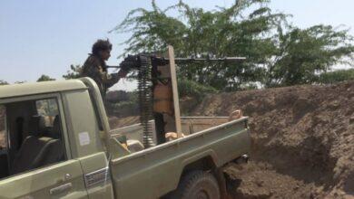 صورة مصرع 8 حوثيين وجرح العشرات جنوبي الحديدة اليمنية