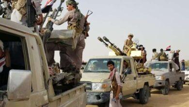 صورة وكالة دولية تكشف عن مصرع 60 مسلح حوثي في محيط مدينة مأرب