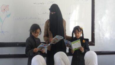 صورة أبين .. وفاة مُعلمة في مجمع اروى للبنات بالكود امام طالباتها