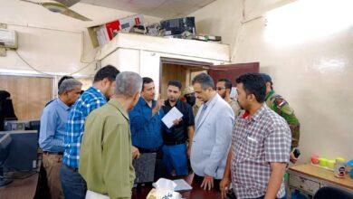 صورة تقرير خاص | المحافظ لملس .. جهود ملموسة لانتشال أوضاع العاصمة عدن