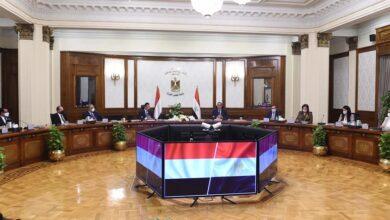 صورة نشاط موسع لوزراء بحكومة المناصفة في القاهرة لتعزيز التعاون